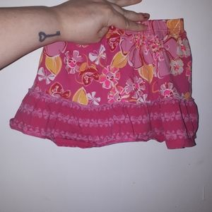 Childrens place  skirt  size 3T